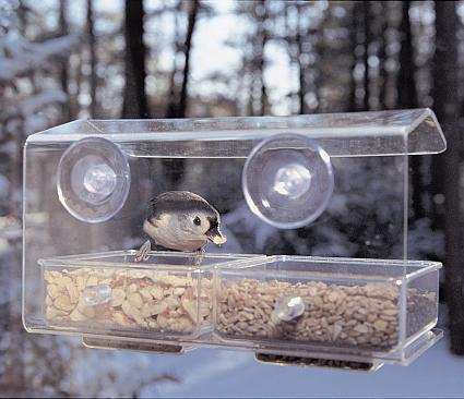 aspects buffet double seed tray bird feeder, quality