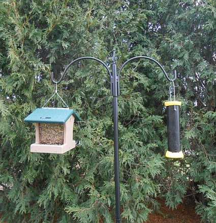 Nature Products Pole Section For Bird Feeder