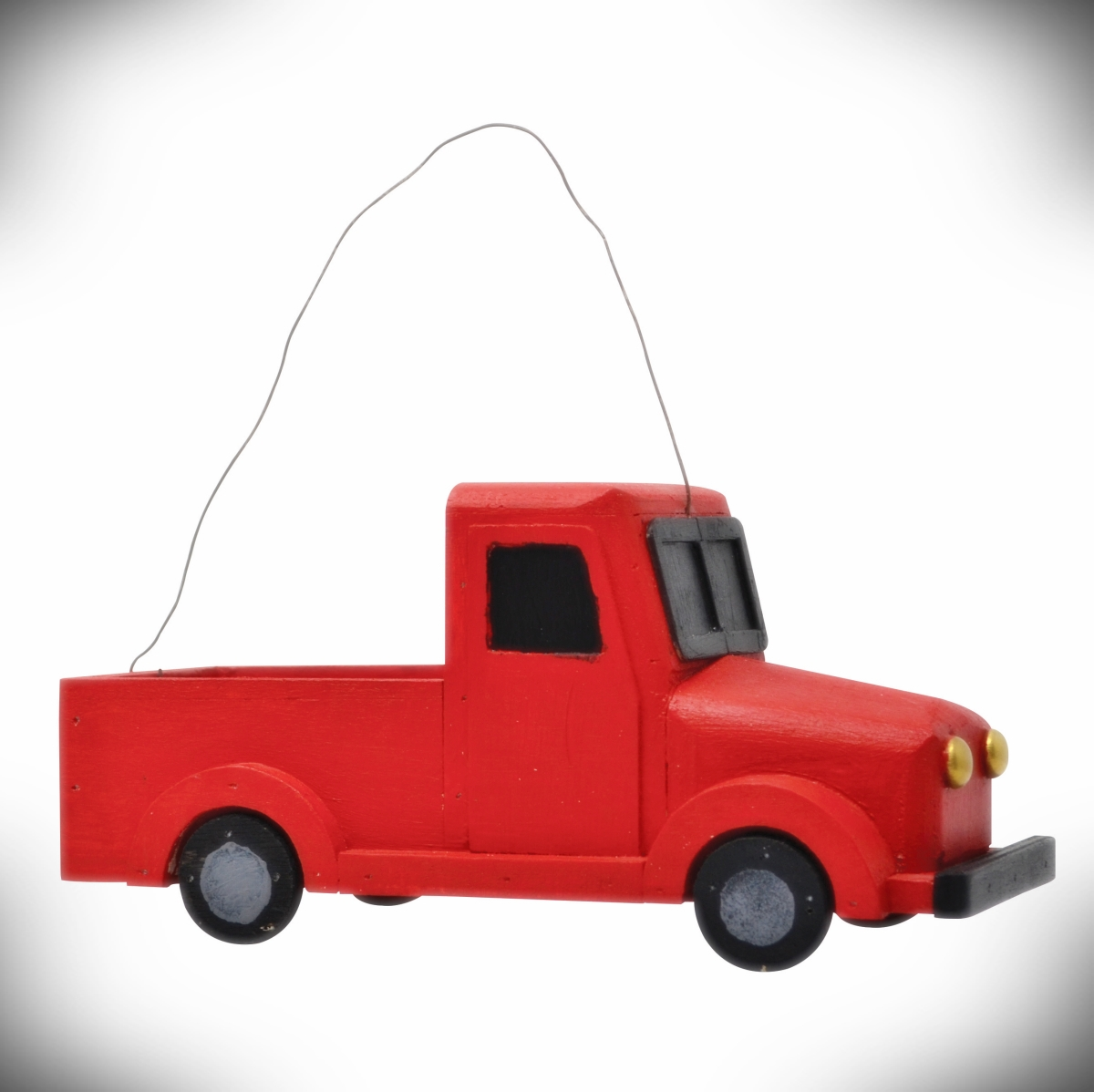 Red Truck Bird House