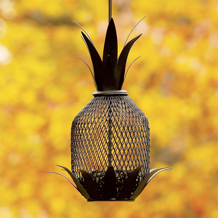 Achla Pineapple Bird Feeder