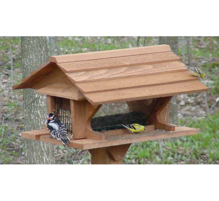 Songbird Super Large Capacity Bird Feeder