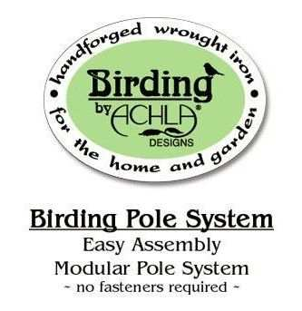 Achla Build Your Own Birding Pole System