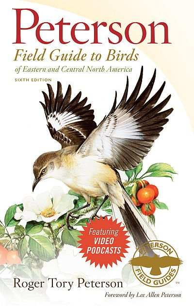 Peterson Field Guide To Birds Eastern/Central NA