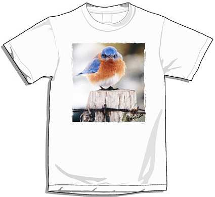 Mad Bluebird T-Shirt