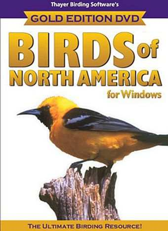 Birds of North America Gold Edition DVD Windows