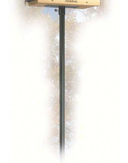 Audubon 3-Piece Bird Feeder Pole Kit