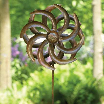 Whirligigs, Whirligig Kinetic Garden Wind Sculptures, Whirligig Garden  Spinner, Whirligigs At Fiddle Creek Farms