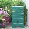 Worm Factory Composting System 5-Tray Green