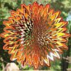 Medium Sunflower Copper EyCatcher