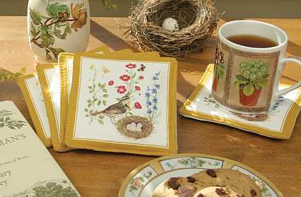 Spiced Mug Mats make wonderful gifts!