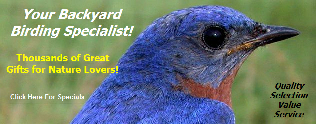 FiddleCreekFarms.com - The Best in the Birding Business! Thousands of Great Gifts for the Nature Lover!