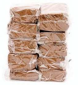 Coconut Coir Growing Medium 650g Bulk Pack (40 Bricks)