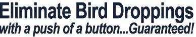 Deck Guard Bird Repeller