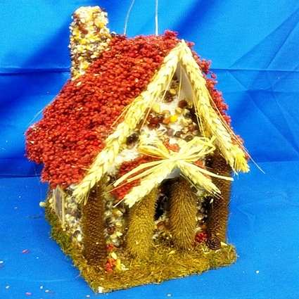 Hansel and Gretel Storybook Edible Bird House
