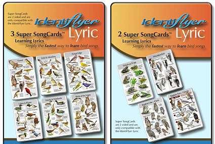 Identiflyer Super SongCards