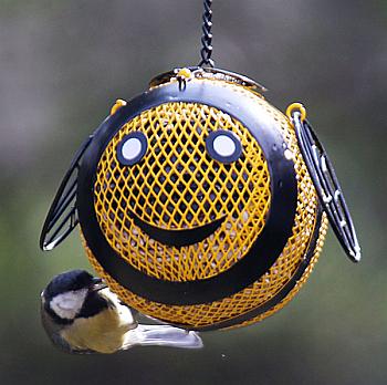 Bumble Bee Fun feeder