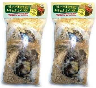 Songbird Nesting Material Mixture