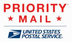 U.S. Potal Service Priority Mail