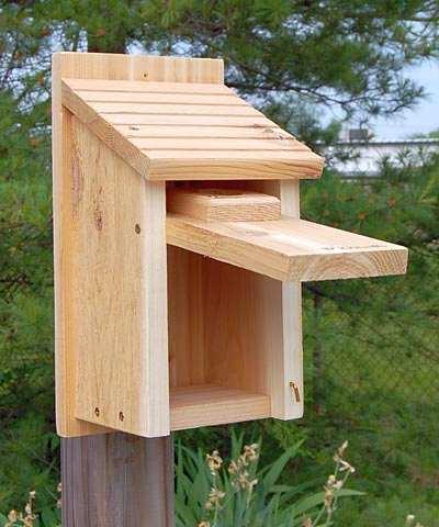 Woodlink Audubon Traditional Bluebird House